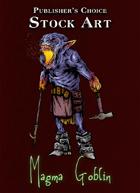 Publisher's Choice - Quality Stock Art: Magma Goblin