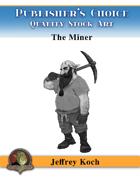 Publisher's Choice - Jeffrey Koch (The Miner)