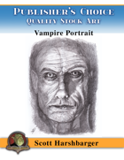 Publisher's Choice - Scott Harshbarger - Vampire Portrait