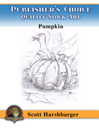 Publisher's Choice - Scott Harshbarger -  Pumpkin