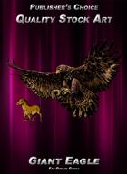 Publisher's Choice - Quality Stock Art: Giant Eagle