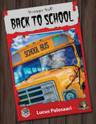 Stranger Stuff: Back to School (TinyD6)