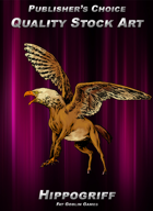 Publisher's Choice - Quality Stock Art: Hippogriff