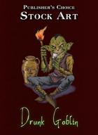Publisher's Choice - Quality Stock Art: Drunk Goblin