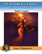 Publisher's Choice - Joyce Maureira - Dark Angel