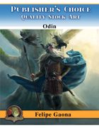 Publisher's Choice - Felipe Gaona (Odin)