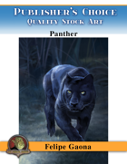 Publisher's Choice - Felipe Gaona (Panther)