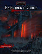 Shadows over Vathak: Explorer's Guide (5th Edition)