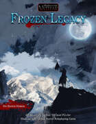 Shadows over Vathak: Frozen Legacy (5th Edition)