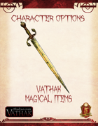 Vathak 5e Character Options - Magic Items 1