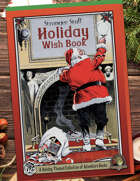 Stranger Stuff: Holiday Wish Book (TinyD6)
