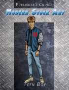 Publisher's Choice - Modern: Teen Boy