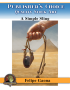 Publisher's Choice - Felipe Gaona (A Simple Sling)