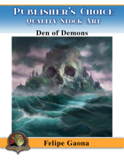 Publisher's Choice - Felipe Gaona (Den of Demons)