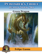 Publisher's Choice - Felipe Gaona (Green Dragon)