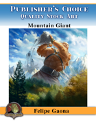 Publisher's Choice - Felipe Gaona (Mountain Giant)