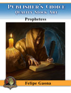 Publisher's Choice - Felipe Gaona (Prophetess)