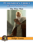 Publisher's Choice - Felipe Gaona (The Wise Man)