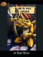 Behind the Spells: Compendium