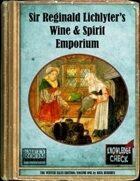 Sir Reginald Lichlyter's Wine & Spirit Emporium