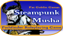 Steampunk Musha