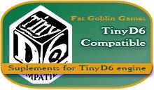 TinyD6 Compatible