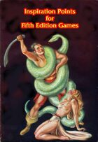 Inspiration Points for Fifth Edition Games