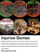 Injurius Games Bundle