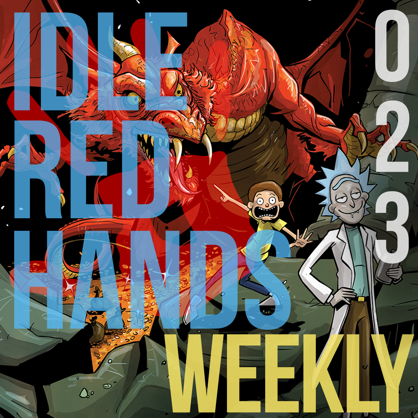 Idle Red Hands Weekly