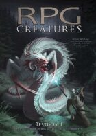 RPG Creatures - Bestiary 1 (Extended Edition)