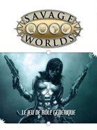 Savage Worlds : Le jeu de rôle générique