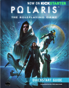 POLARIS RPG - Quickstart Guide + Adventure