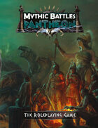 Mythic Battles: Pantheon RPG