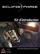 Eclipse phase : Kit d'introduction