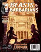 Beasts & Barbarians - Ecran du MJ & Compagnon