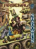 Shadowrun 4 : Arsenal