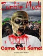 Zombie Mosh 2.5 BW