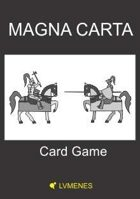 LVMENES MAGNA CARTA Card Game