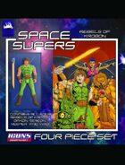 Space Supers #14: Rebels of Krobon