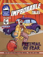 [ICONS]Improbable Tales: Festival of Fear