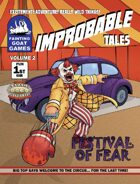 [Savage Worlds]Improbable Tales: Festival of Fear