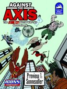 Against the Axis KS Preview: Sonneadler