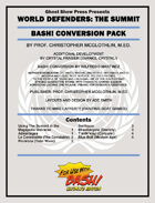 [BASH] World Defenders: The Summit