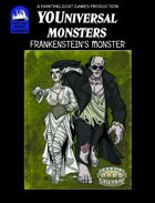 [Savage Worlds] Frankenstein's Monsters