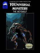 [Savage Worlds] The Werewolf