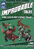 [SUPERS!]Improbable Tales: Pirates Beyond Time!