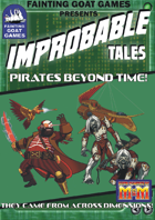 [Mutants and Masterminds]Improbable Tales: Pirates Beyond Time!