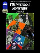 [Savage Worlds] Youniversal Monsters Omnibus
