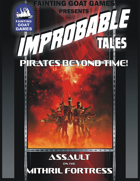 [Savage Worlds]Improbable Tales:Assault on the Mithral Fortress