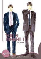 You and Tonight Vol 1 (Yaoi Manga)
